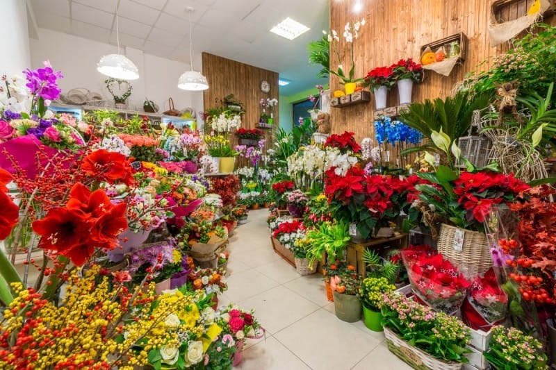 Flower Shop - Tanya's Flowers